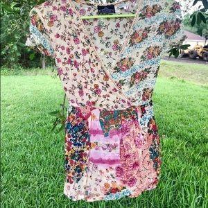 Angie Boho Shirt